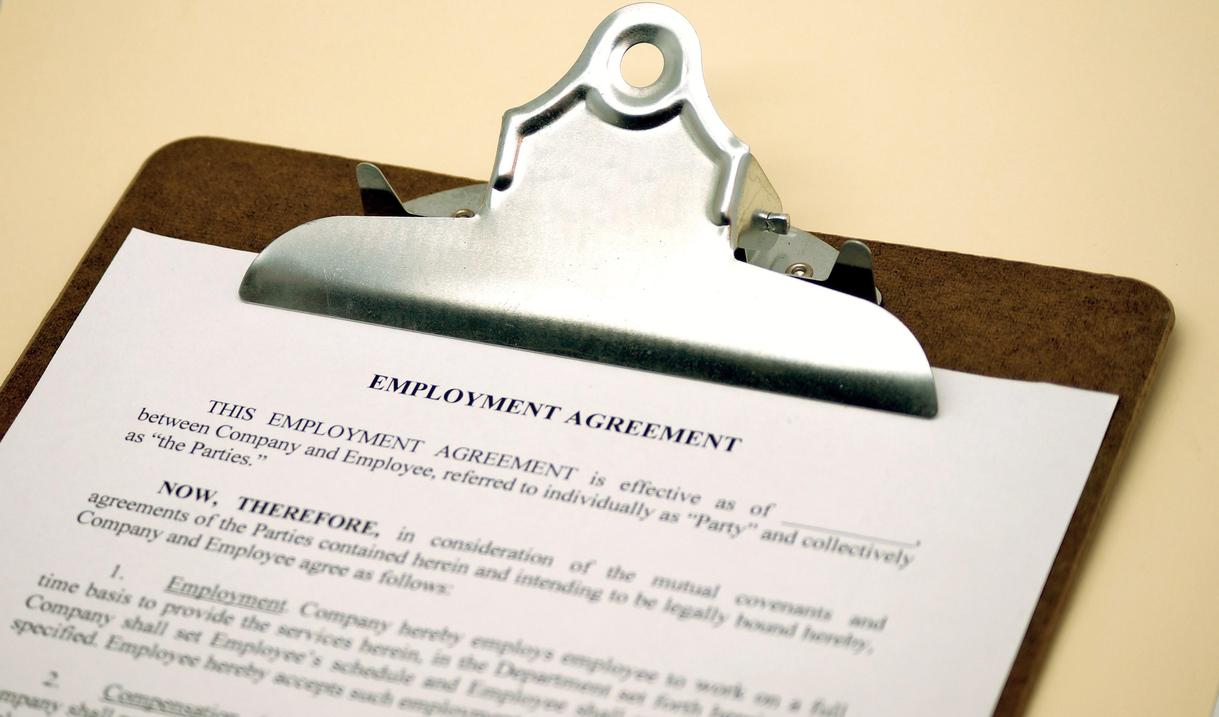 Do I need a written job offer?   Dear Coach Joan: Career Advice