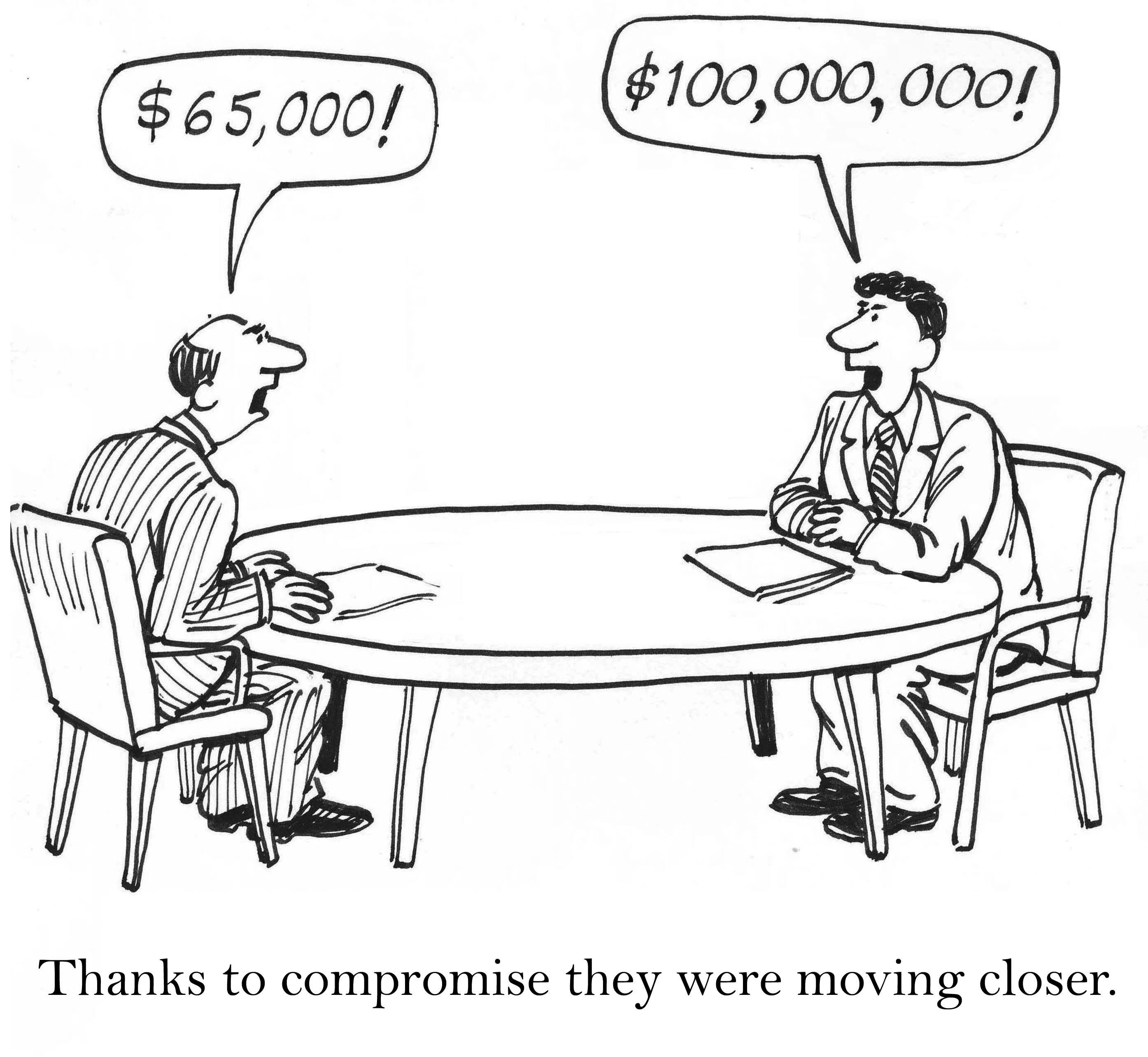 3 secrets to successful salary negotiations dear coach joan shutterstock 127849640
