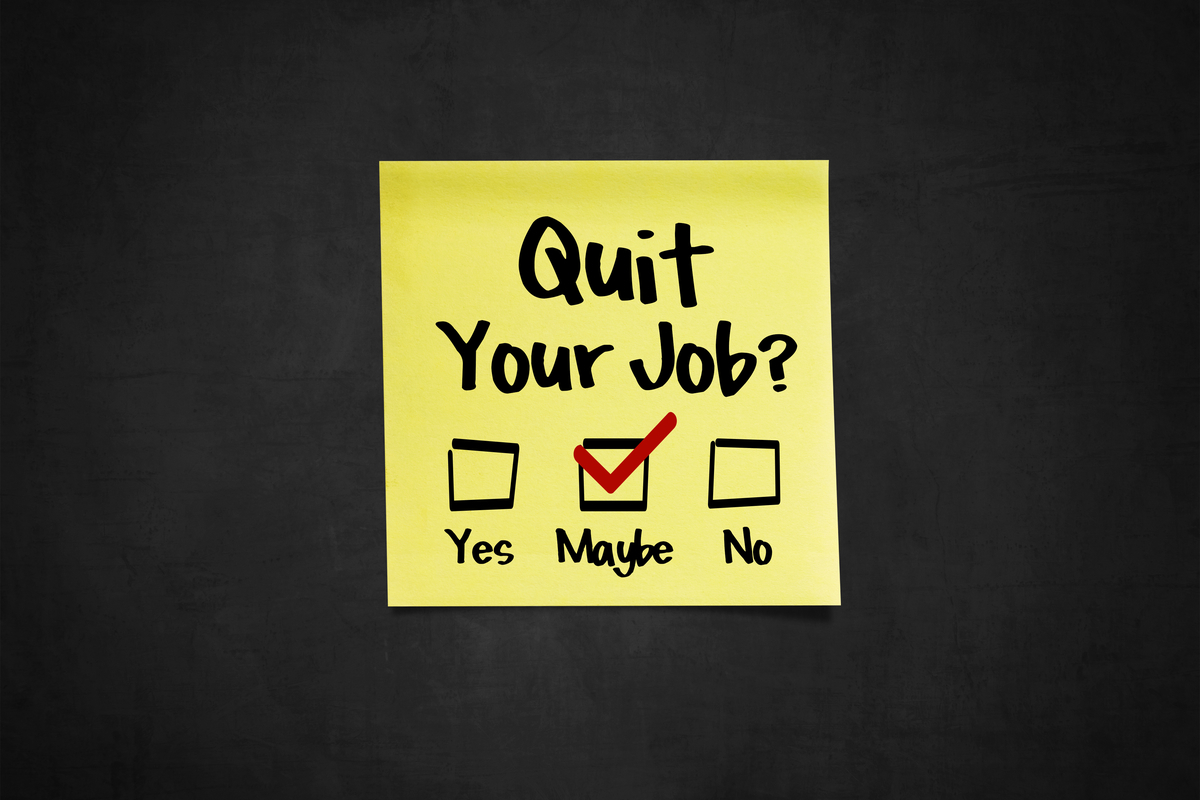 why do people quit their job 9 things that make good employees quit more than half of people who leave their jobs do so because of their relationship with their boss.